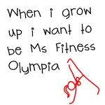 Grow up Ms Fitness Olympia