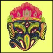 Vibrant Ganesh