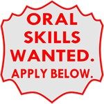Oral Skills Wanted Apply Below