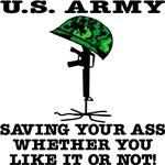 Army Saving Your Ass
