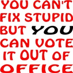 Vote Stupid Out Of Office