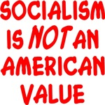 Socialism Is Not An American Value
