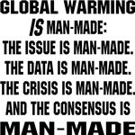 Global Warming Is Man Made