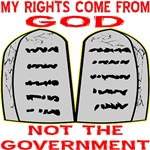 Rights Come From God Not The Government