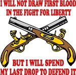 First Blood In The Fight For Liberty