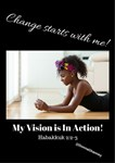 Women's Apparel - Change Starts With Me Design