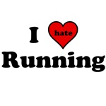 I Heart (hate) Running
