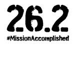 Full Marathon: 26.2 Mission Accomplished