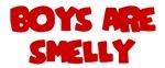 Boys Are Smelly