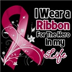 Ribbon Hero in My Life Multiple Myeloma Shirts