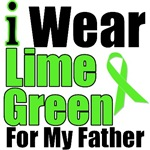 I Wear Lime Green For My Father