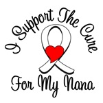 Lung Cancer Cure (Nana) T-Shirts