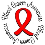 Blood Cancer Awareness Red Ribbon T-Shirts & Gifts