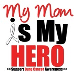 Lung Cancer Hero (Mom) Shirts & Gifts