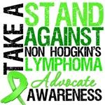 Take a Stand Non-Hodgkin's Lymphoma Tee Shirts