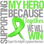 Supporting My Hero Non-Hodgkin's Lymphoma