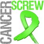 Screw Cancer Non Hodgkin's Lymphoma Shirts