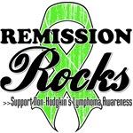 Remission ROCKS Non-Hodgkin's Lymphoma
