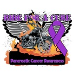 Ride For a Cure Pancreatic Cancer Shirts and Gifts