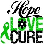 Hope Love Cure Bile Duct