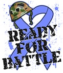 Ready For Battle Stomach Cancer Shirts