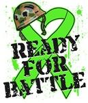 Ready For Battle Non-Hodgkins Lymphoma Shirts