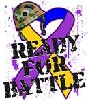 Ready For Battle Bladder Cancer Shirts