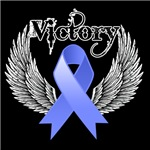 Victory Wings Esophageal Cancer Shirts