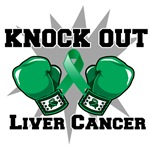 Knock Out Liver Cancer Shirts
