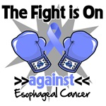 The Fight is On Esophageal Cancer Shirts