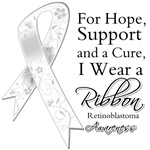Retinoblastoma For Hope Support and Cure Shirts