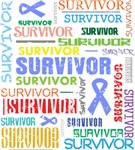 Survivor Stomach Cancer Shirts and Gifts