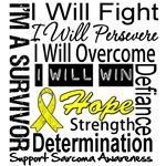 Sarcoma Persevere Shirts
