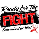 Ready For The Fight Oral Cancer Shirts