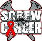 Screw Blood Cancer Shirts and Gifts
