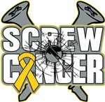Screw Neuroblastoma Cancer Shirts and Gifts