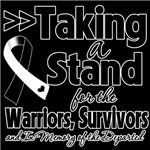 Taking a Stand Carcinoid Cancer Shirts