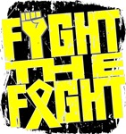 Fight The Fight Testicular Cancer Shirts