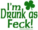 St. Patrick's Day Drinking Shirts