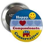 Happy. Compassionate. Conservative.