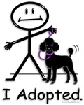 Dogs-Poodle (black)