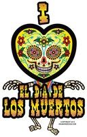 EL DiA DE LOS MUERTOS t-shirts2