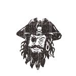 Ocular Melanoma Pirate Tee