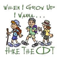 Hike CDT