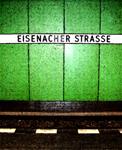 Eisenacher U-Bahn Stop