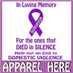 In loving memory/survivor