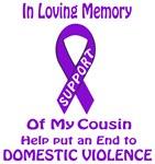 In memory/Cousin