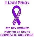 In memory/Granddaughter