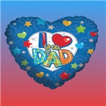 I Love You Dad  Cat Forsley Designs