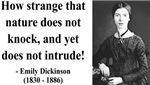 Emily Dickinson 18